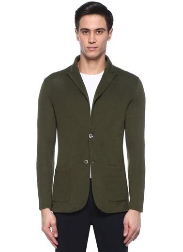 Lardini Ceket Yeşil